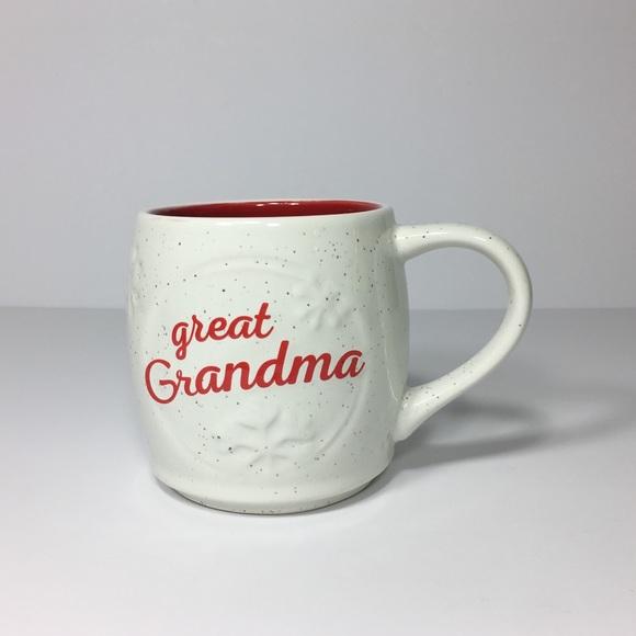 hallmark other great grandma mug poshmark